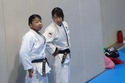 Nihon-Tai-Iku University Women Judo