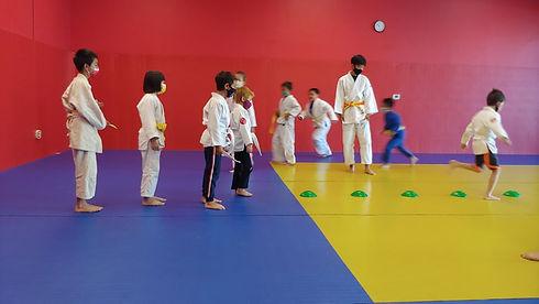 San Jose Judo Summer Camp