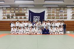 Chou University Judo Team