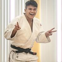 Corbin Balitactac at Nakano Judo