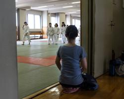 The Kodoan on the six floor