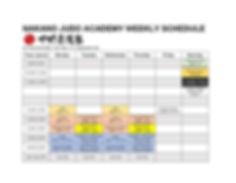 Nakano Judo Academy Weekly Schedule.jpg