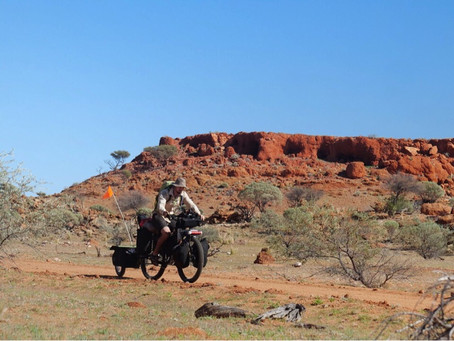Alone in the outback-Expedition Dust day 14