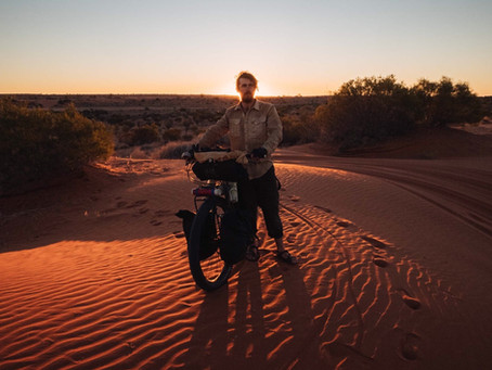 Heading to Birdsville -Expedition Dust day 102