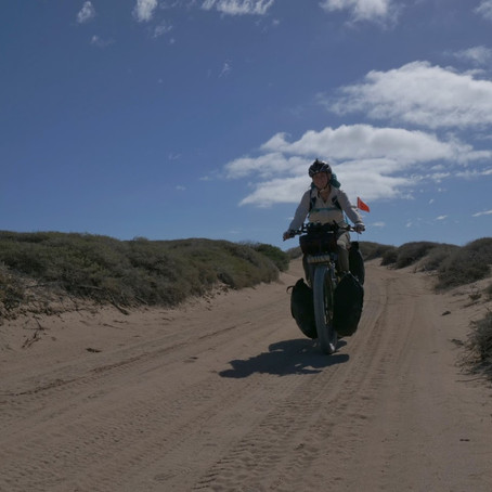 Big sand slog-Expedition dust day 5