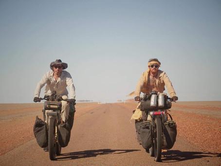 Desert sausage rolls-Expedition Dust day 101