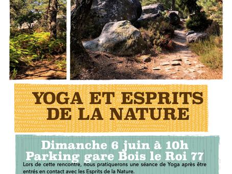 Yoga avec les Esprits de la Nature