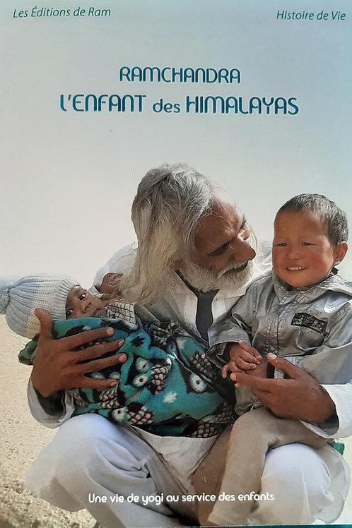 Livre Ram Chandra l'enfant des Himalayas