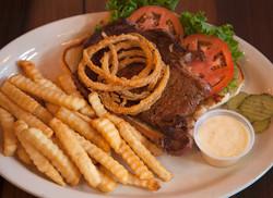 TBC Steak Sandwich