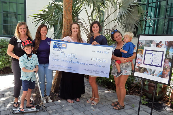 Healthy Start receives Grant from United Way.JPG
