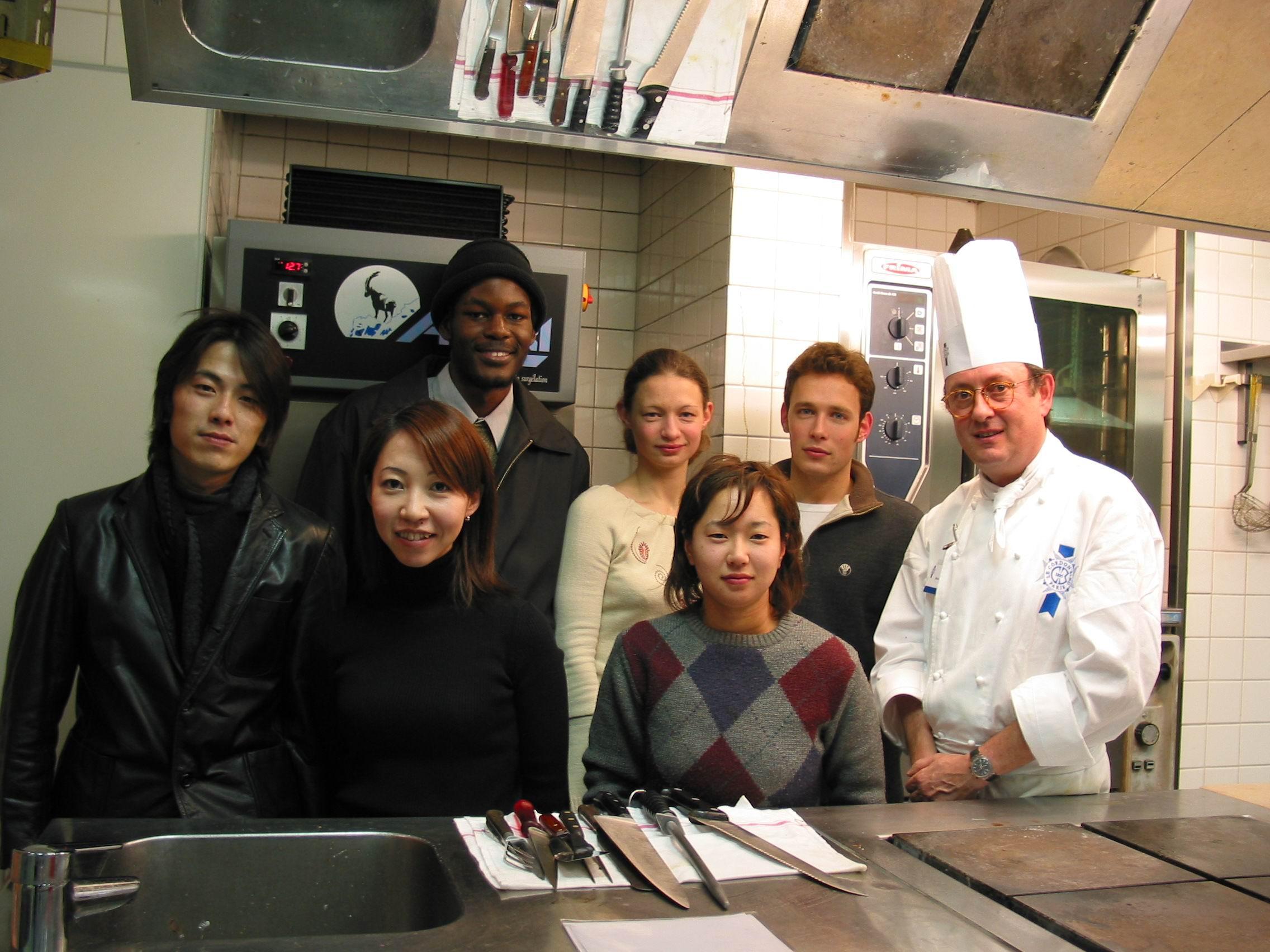 Paris - Activities - Cooking