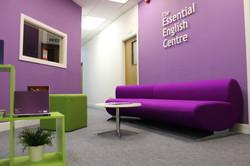 EEC Reception area