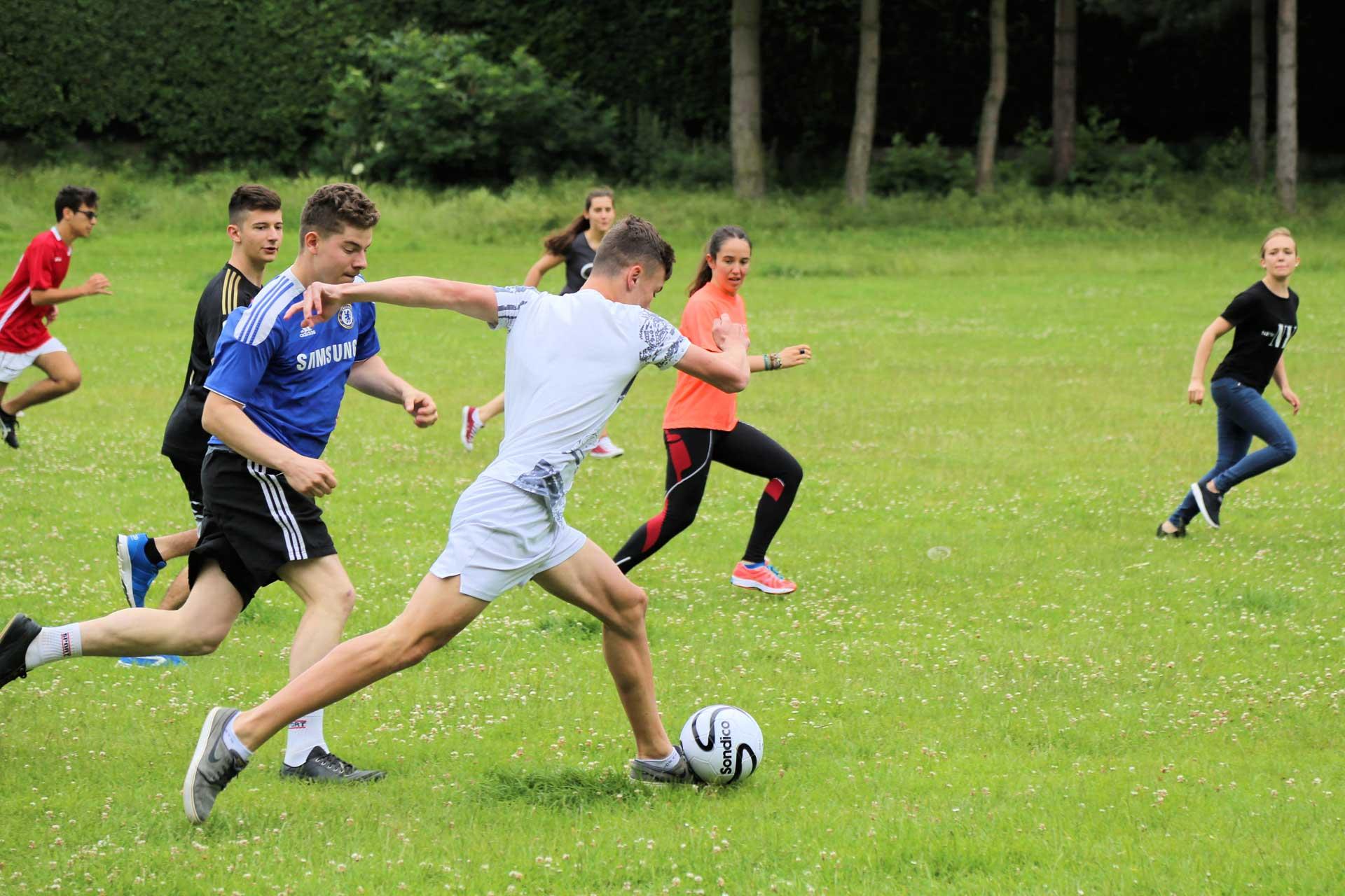 Social-football