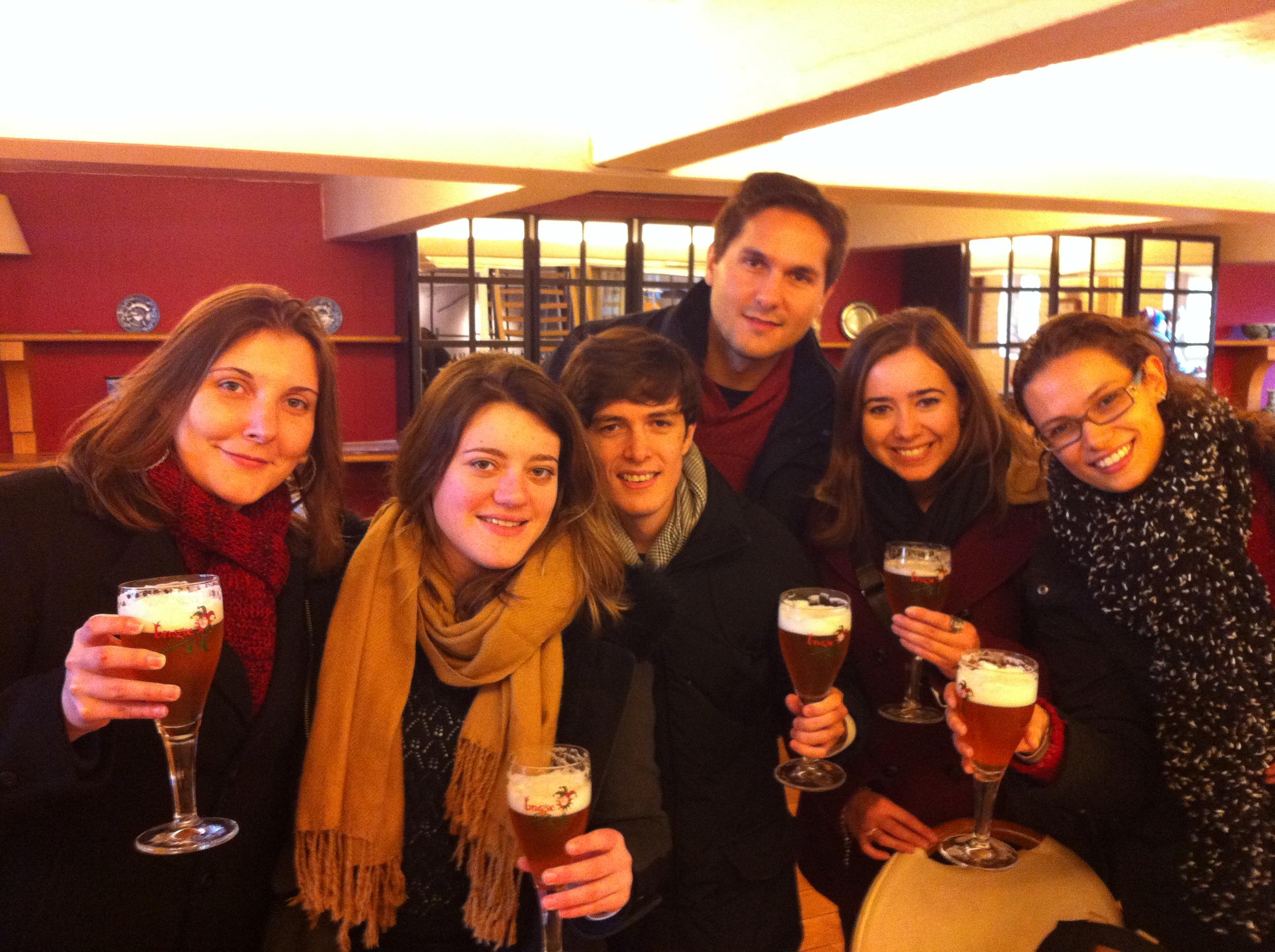 Paris - Excursion - Bruges