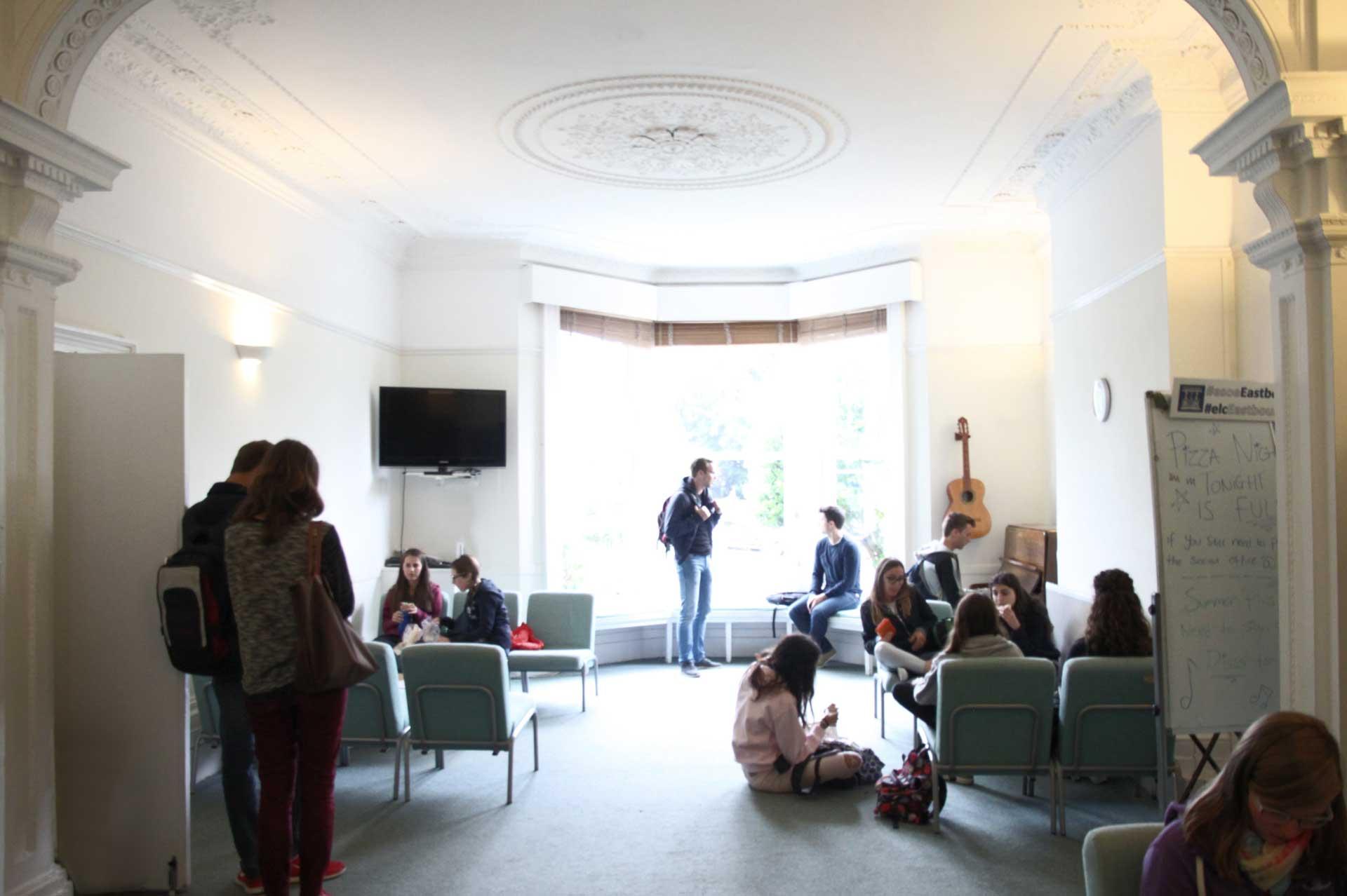 Student-lounge