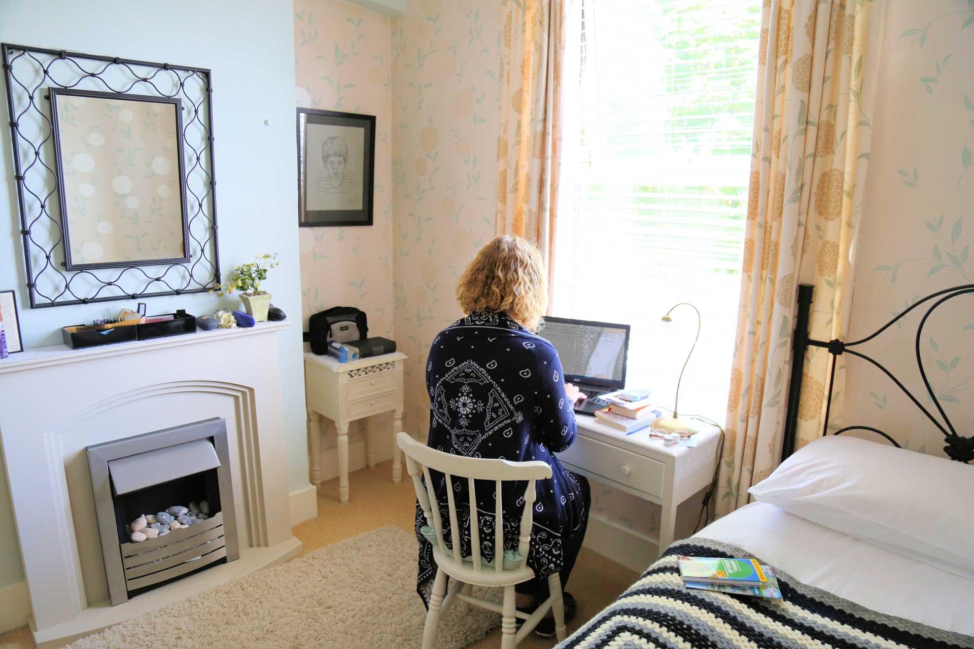 Homestay-bedroom