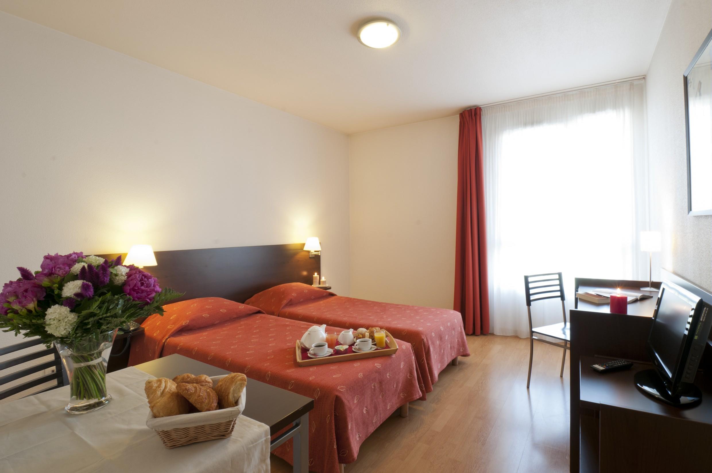 Paris - Accommodation - Residency 1