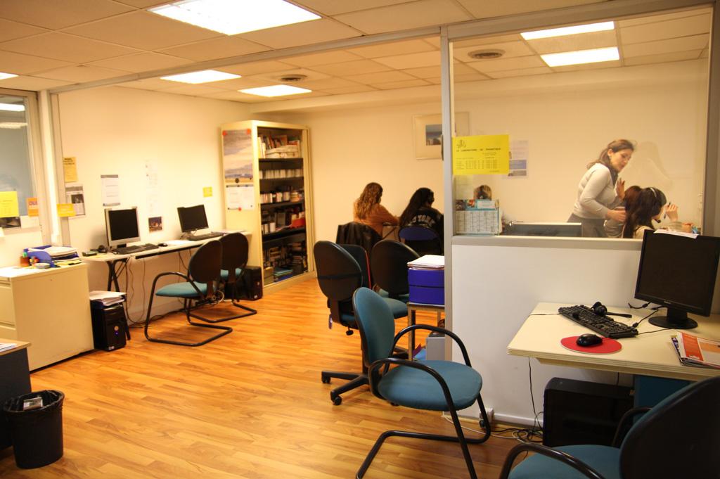 FL Paris Victor Hugo - Phonetic lab