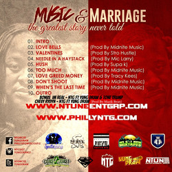 music and marriage back cover