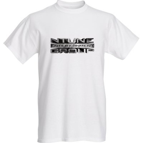 Ntune Ent Grp Graphic Tee (White)