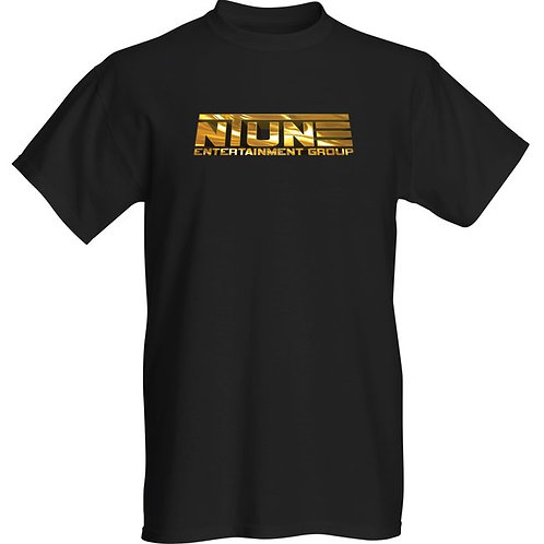 Male Ntune Ent Graphic Tee (Black)