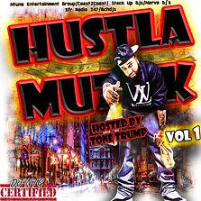 hustle muzak mixtape cover