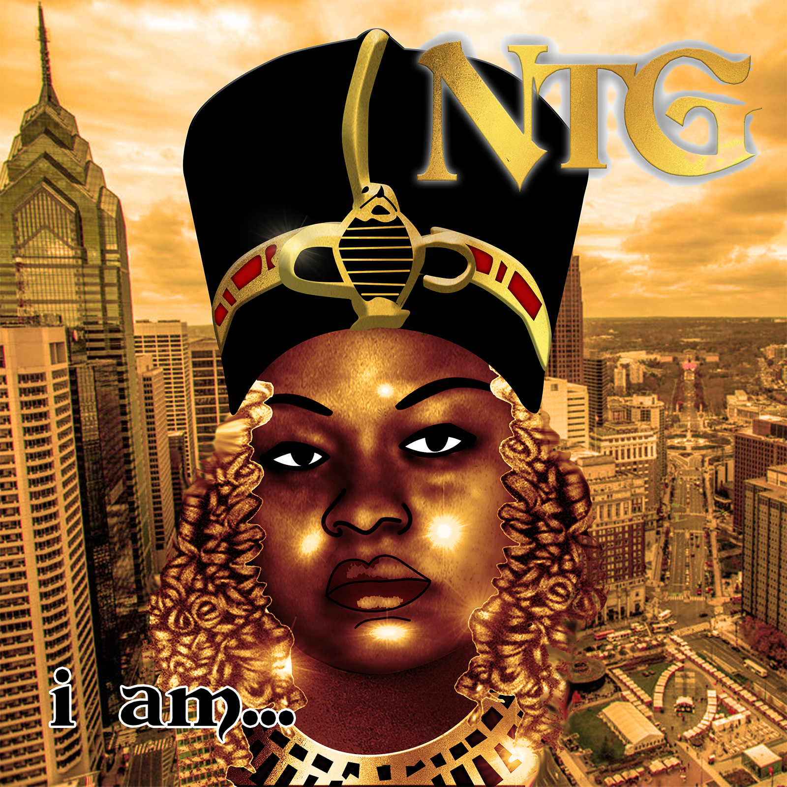 I Am NTG front cover