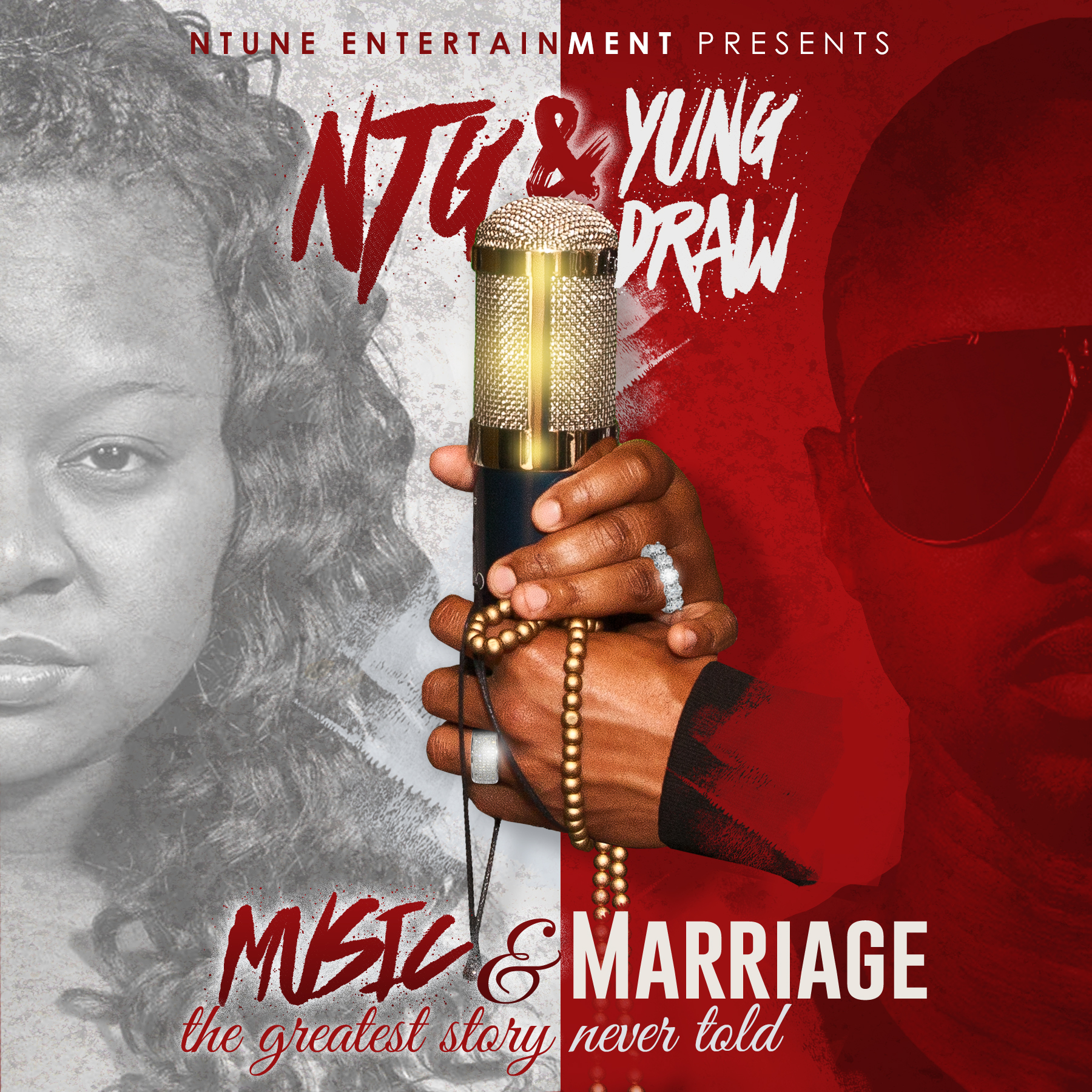 music and marriage front cover