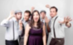 Groovecafe Liveband Hochzeitsband