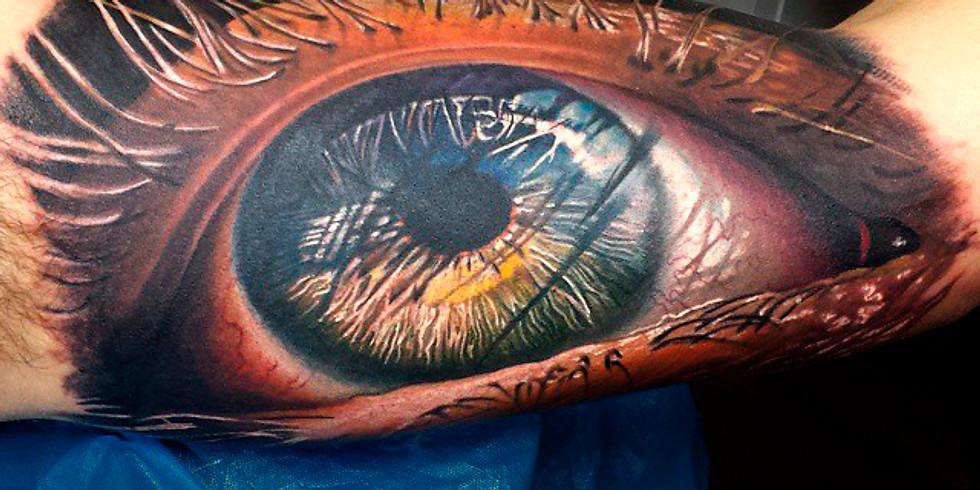 Curso Oficial de Tatuaje Master (Mañanas)