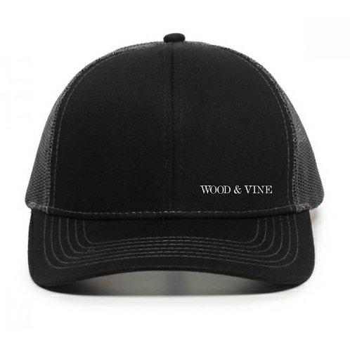 Wood & Vine Hat