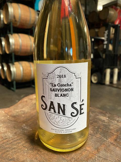 """2018 """"La Concha"""" Sauvignon Blanc"""