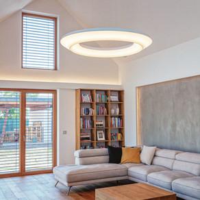 Ako si vybrať ten správny tvar svetelného stropu