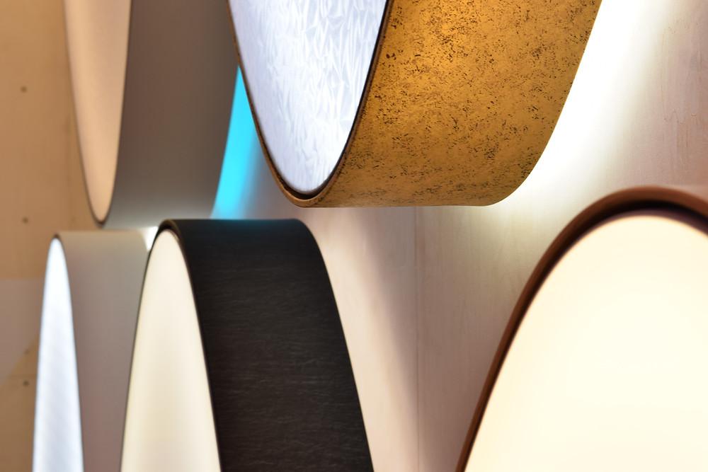 dekór LED svietidla na mieru svetelné stropy