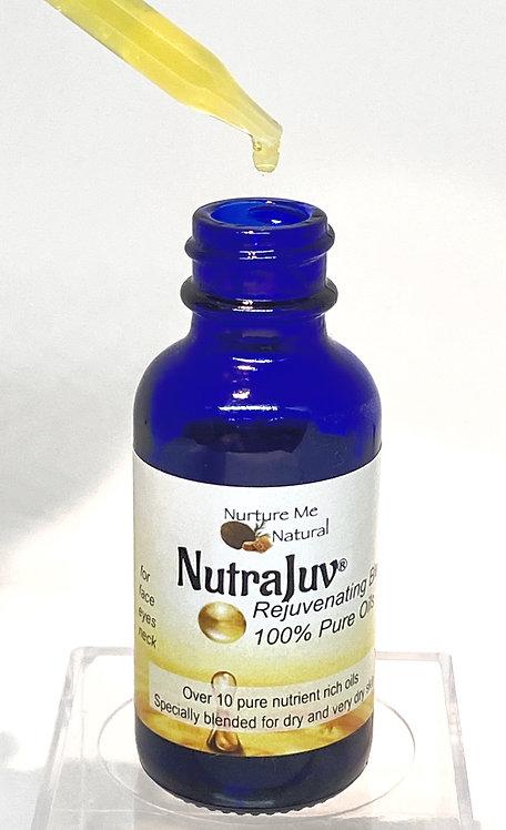NutraJuv Rejuvenating Oil for Face