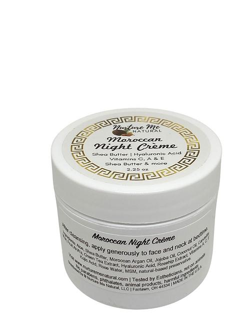 Moroccan Night Crème