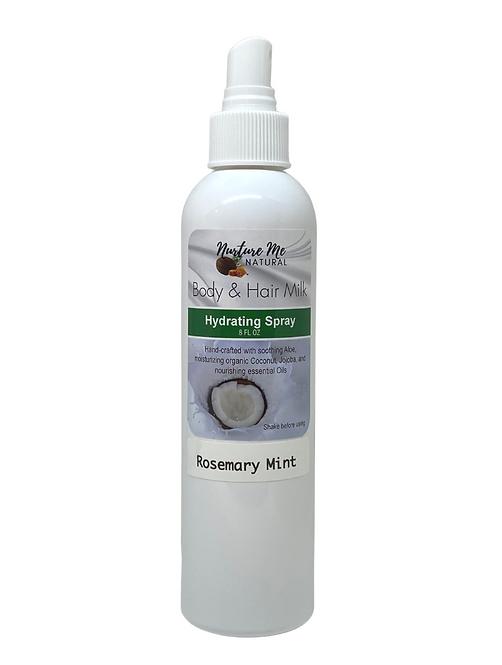 Body & Hair Milk-Rosemary Mint