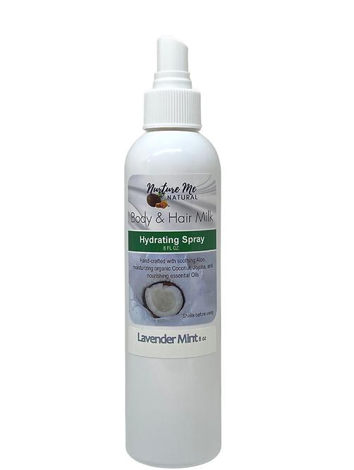 Body & Hair Milk-Lavender Mint