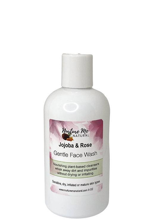 Jojoba & Rose Gentle Face Wash