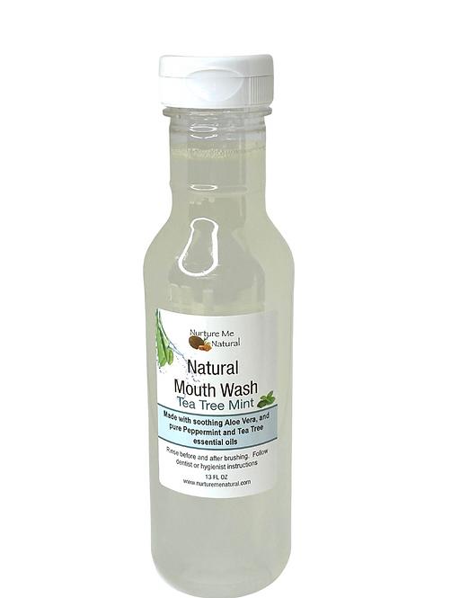 Tea Tree Mint Mouth Wash