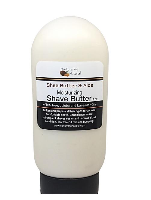 Shea & Aloe Shave Butter