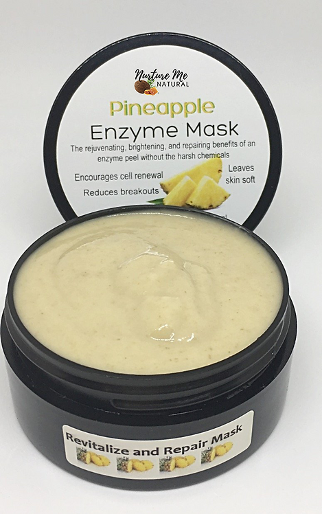 Pineapple Enzyme Mask