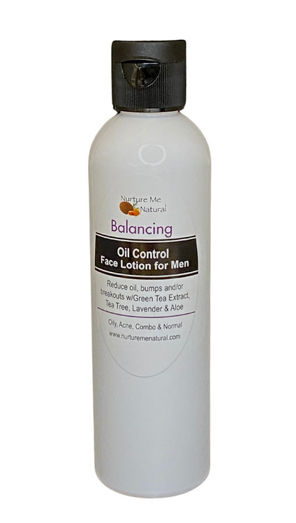 Men's Balancing Face Lotion for Oily