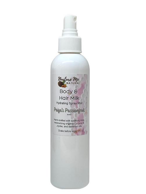 Body Hair Milk-Paige's Passionfruit