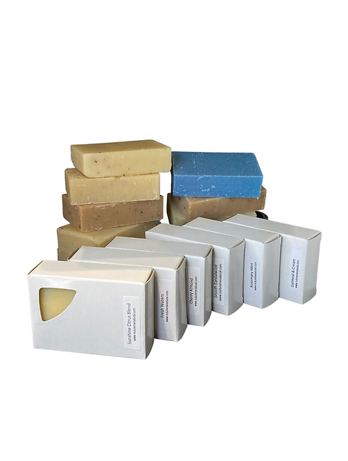 Natural Shea Butter Soaps