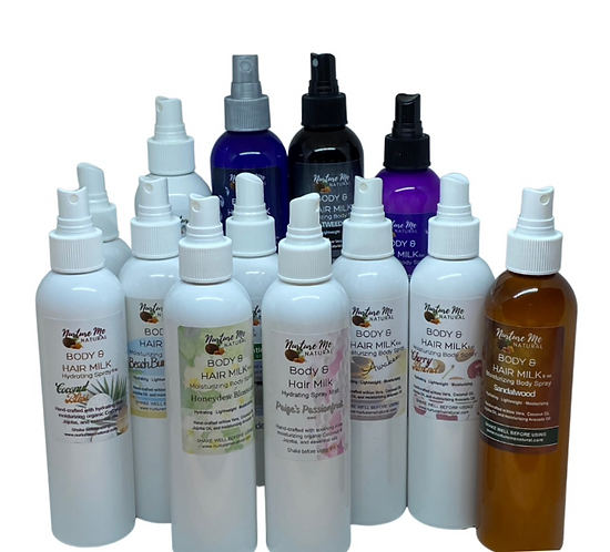 Body & Hair Milk Hydrating Spray