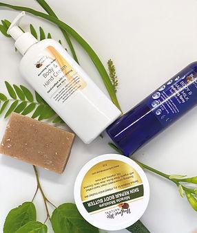 Natural skin care | Dry skin moisturizers
