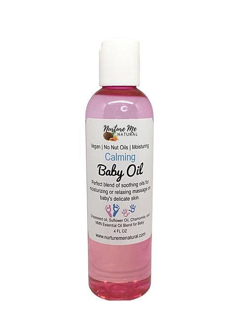 Calming Baby Oil