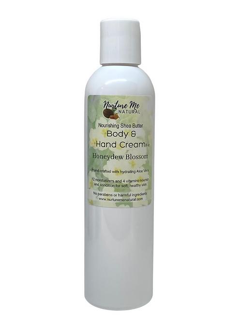 Body & Hand Cream-Honeydew Blossom