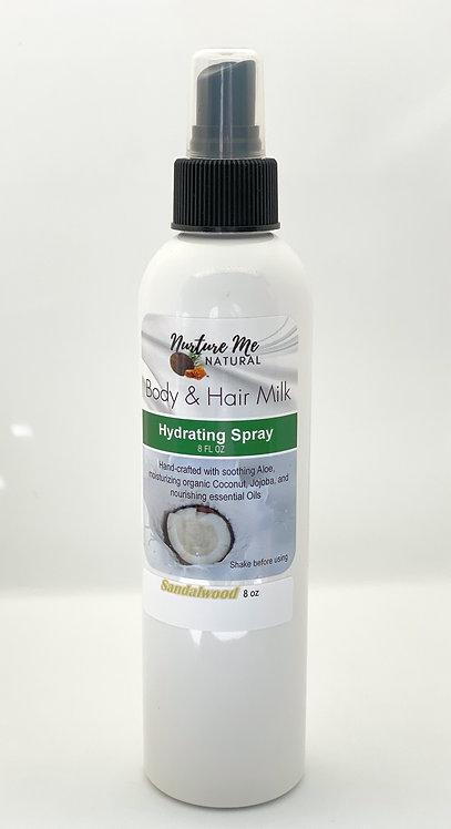 Body & Hair Milk-Sandalwood